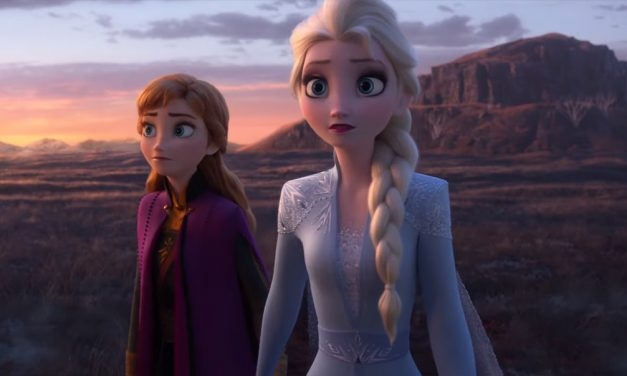 Elsa's Powers Are Put to the Test in FROZEN 2 Official Trailer