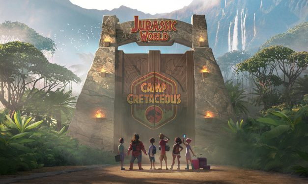 JURASSIC WORLD: CAMP CRETACEOUS Coming to Netflix in 2020
