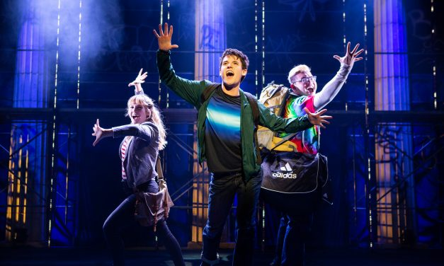 Summer Dates For THE LIGHTNING THIEF: THE PERCY JACKSON MUSICAL National Tour