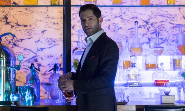LUCIFER Recap (S04 E08) Super Bad Boyfriend