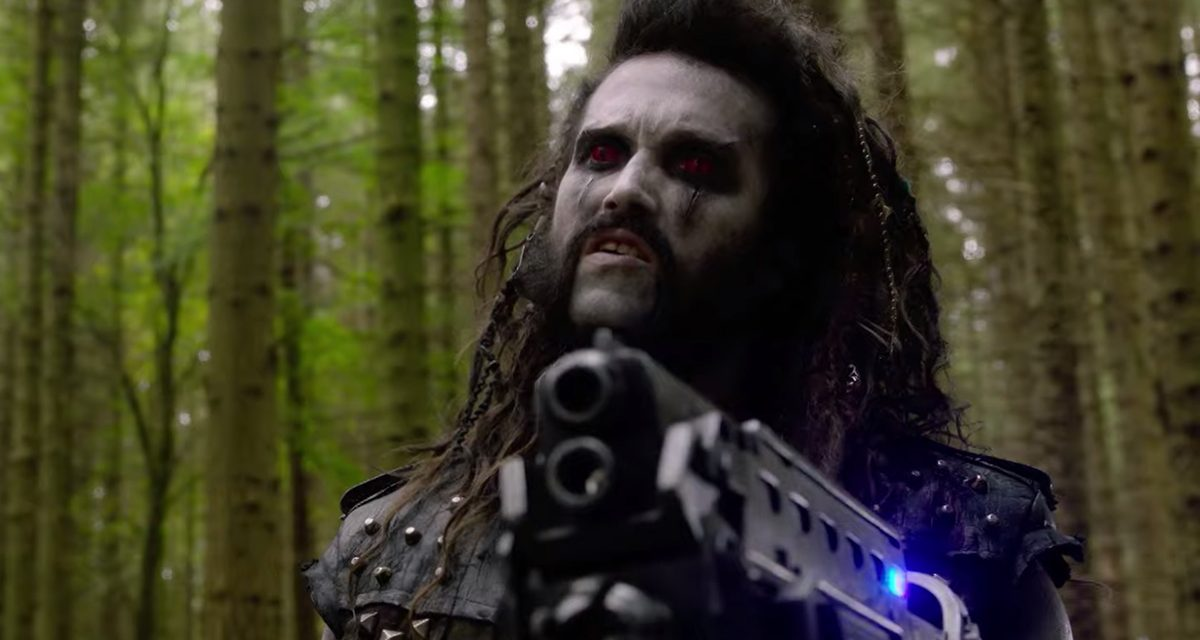 SyFy Announces KRYPTON Spinoff Series Featuring Lobo