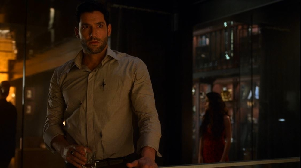 Lucifer contemplates hurting Tiernanon Lucifer