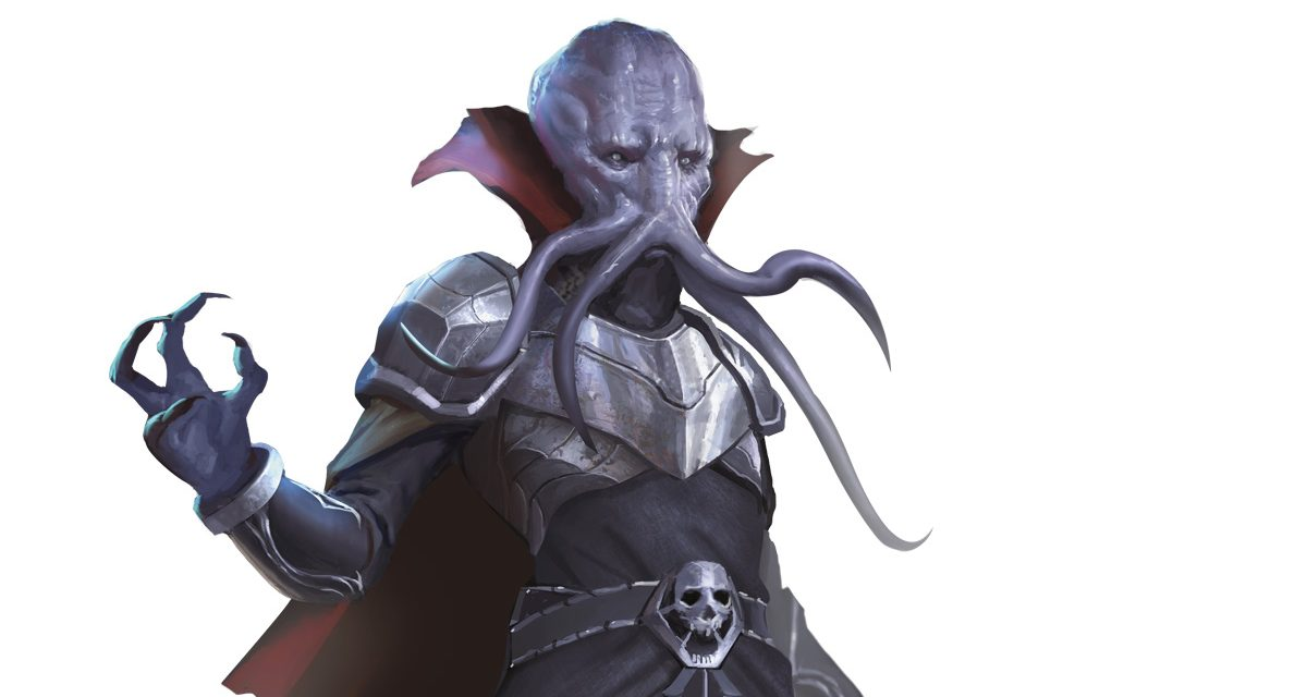 Scourge of Worlds: What DUNGEONS & DRAGONS Tells Us About the Mind Flayers of BALDUR'S GATE III
