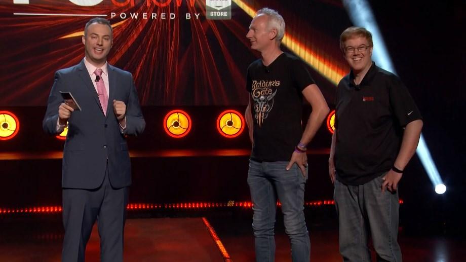 Baldur's Gate III at E3 2019
