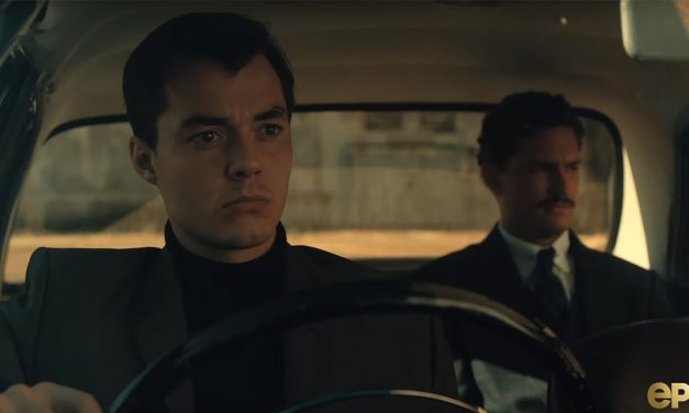 Alfred Is Standing Up to Crime in PENNYWORTH Official Trailer