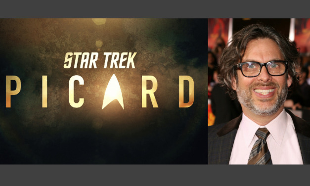 STAR TREK: PICARD Names Literary Giant and Trekkie Michael Chabon as Showrunner