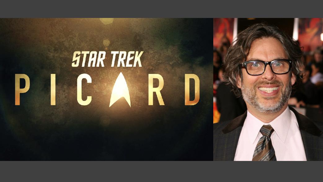 STAR TREK: PICARD Names Literary Giant and Trekkie Michael Chabon as Showrunner