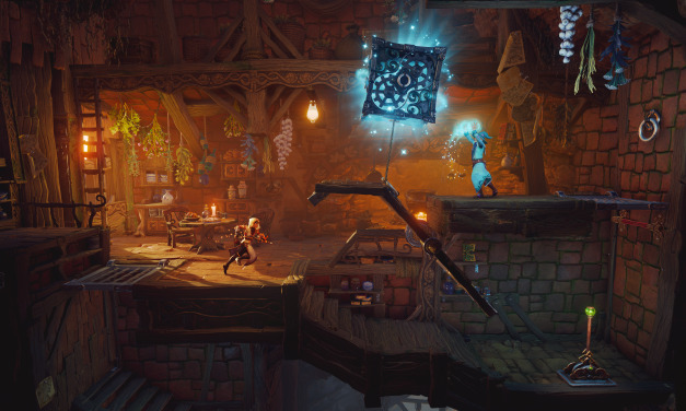 E3 2019: Hands On with Modus Games