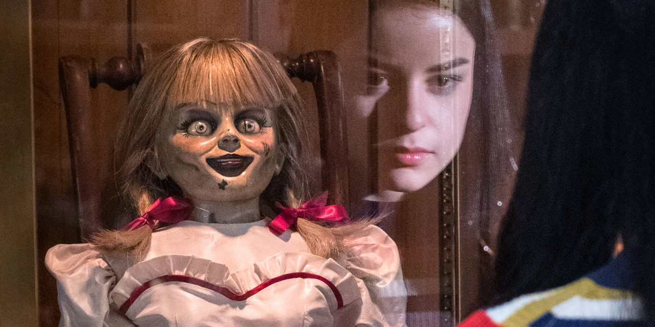 ANNABELLE COMES HOME Spoiler Review