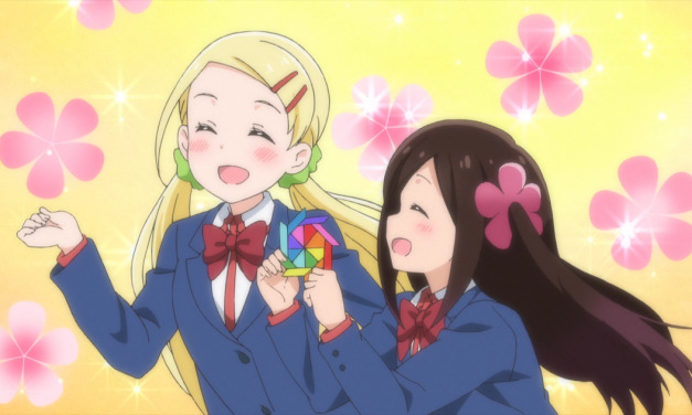 It's All About Strength In This Week's HITORIBOCCHI NO MARUMARUSEIKATSU