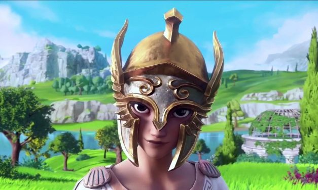 E3 2019: Ubisoft's New GODS AND MONSTERS Have Us Fighting for the Gods