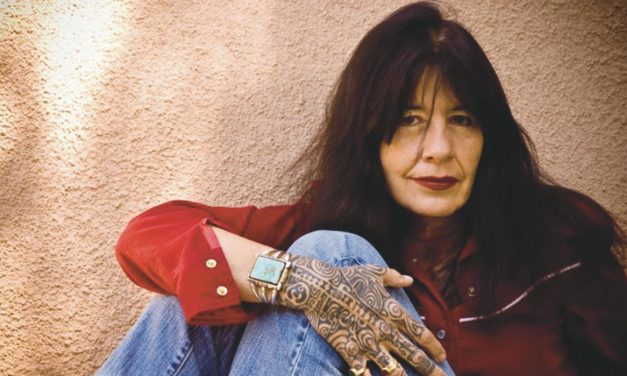 GGA Indigenerd Wire Special Report: Joy Harjo Named First Native American Poet Laureate