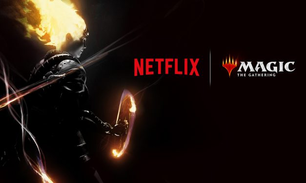 Russo Brothers Conjure Netflix Animated MAGIC: THE GATHERING Series