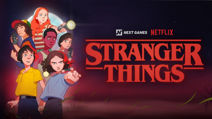 STRANGER THINGS Mobile Game Coming in 2020