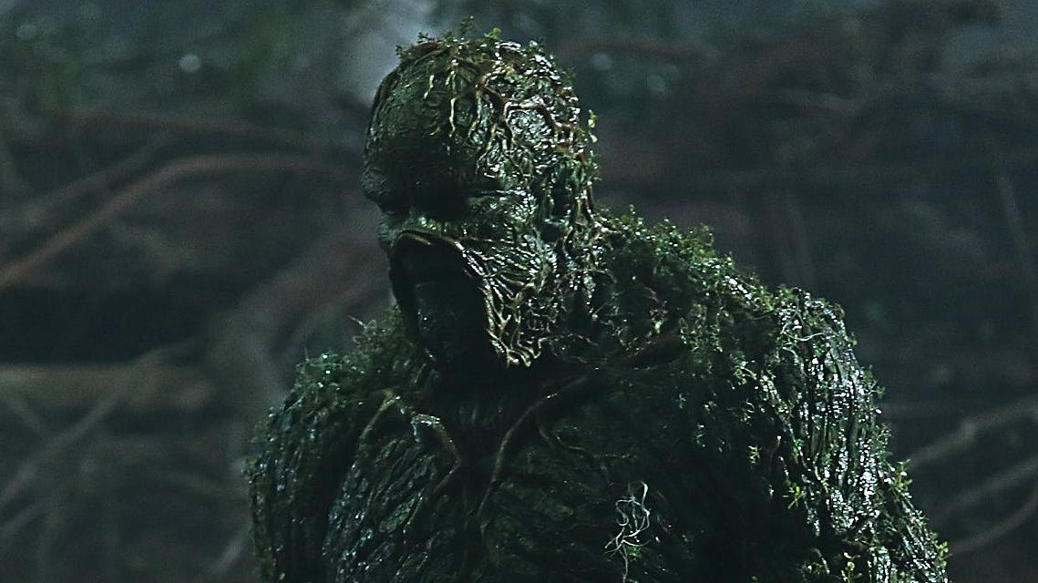 SWAMP THING Cancelled After One Season