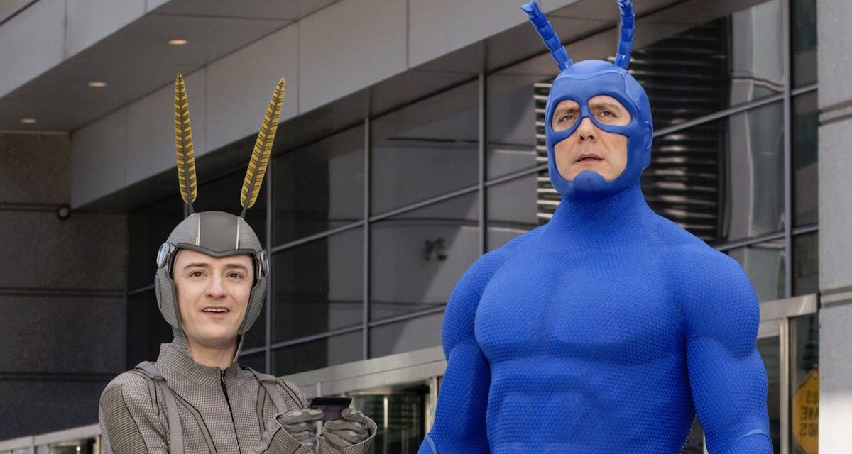 THE TICK Is Done, But Not Dead