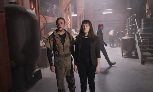 AGENTS OF S.H.I.E.L.D. Recap: (S06 E08) Collision Course (Part I)