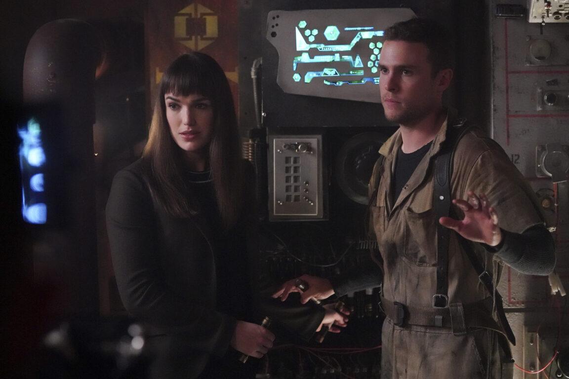 MARVEL'S AGENTS OF S.H.I.E.L.D. - ÒCollision Course