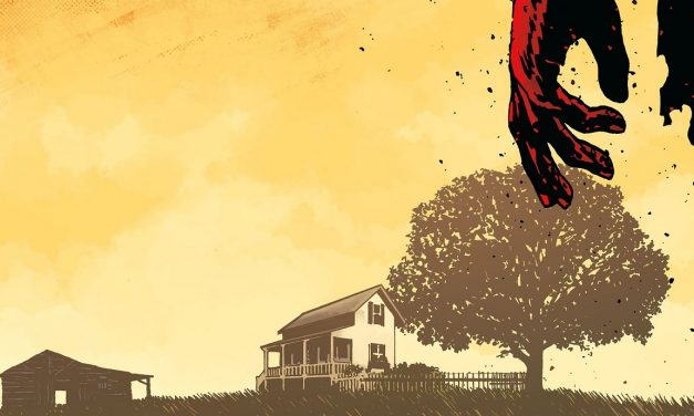 THE WALKING DEAD Comics to End with Issue #193
