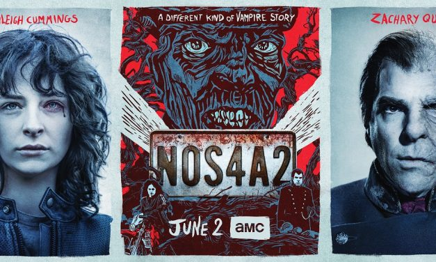 SDCC 2019: NOS4A2 Season 2 Announced at Comic-Con Panel