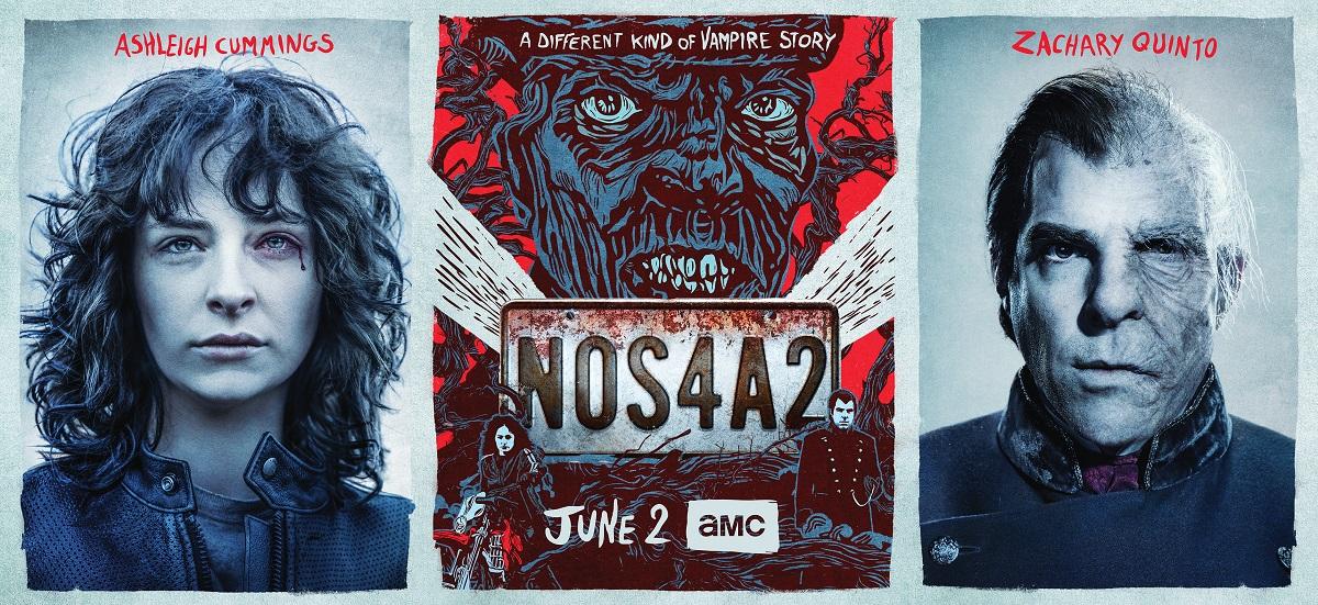 SDCC 2019: NOS4A2 Season 2 Announced at Comic-Con Panel