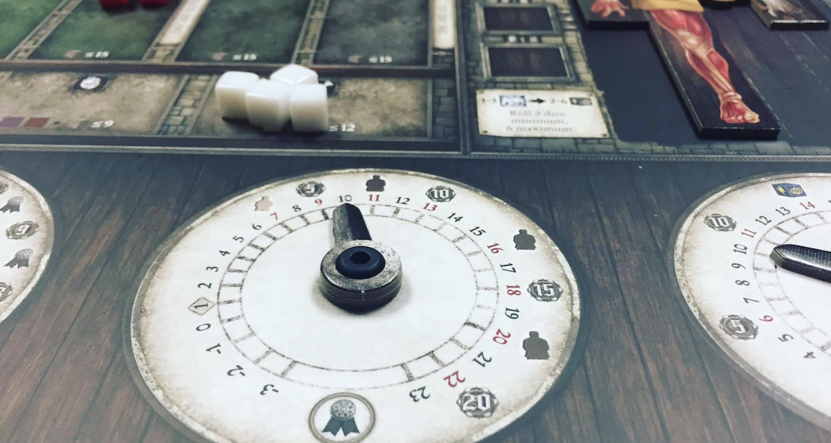 BOARD GAME REVIEW – Abomination: The Heir Of Frankenstein
