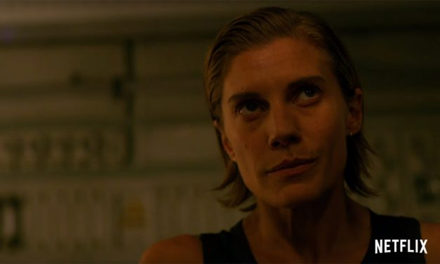 Katee Sackhoff Tries to Save the World in ANOTHER LIFE Teaser