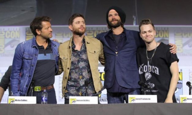 SDCC 2019: SUPERNATURAL Cast Gives Away Baby at Their Final Panel