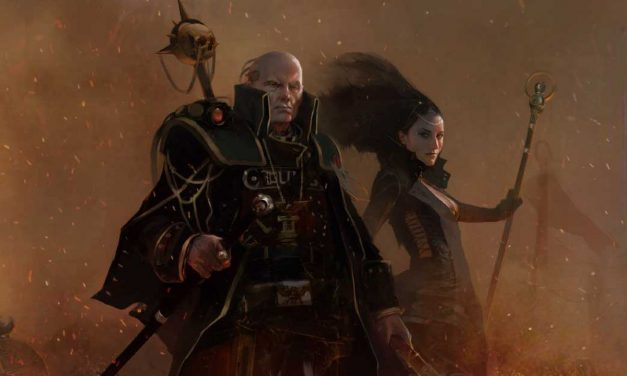 EISENHORN Series Based on WARHAMMER 40,000 Is in Development