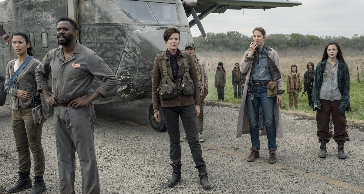 FEAR THE WALKING DEAD Recap: (S05E08) Is Anybody Out There?
