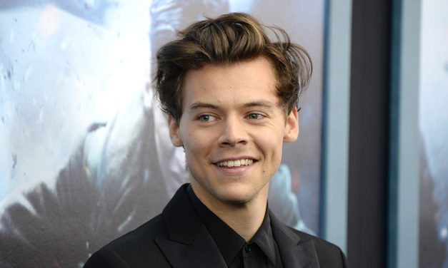 THE LITTLE MERMAID Eyes Harry Styles For Prince Eric