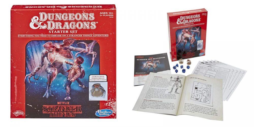 Stranger Things Dungeons and Dragons Starter Kit