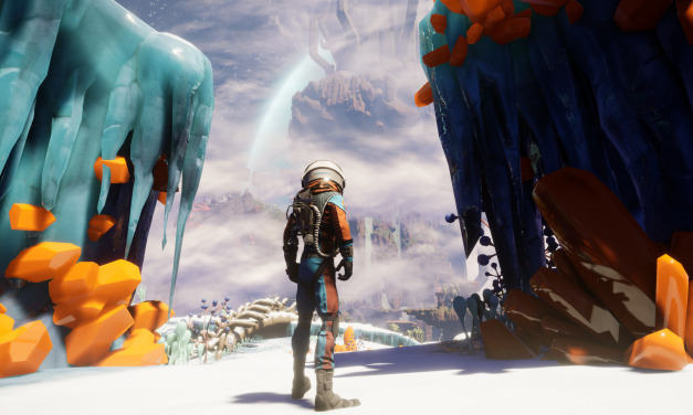 E3 2019: JOURNEY TO THE SAVAGE PLANET Is Savagely Hilarious