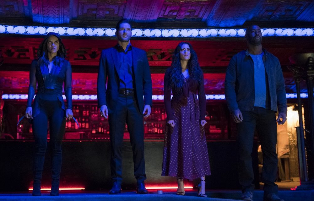 LUCIFER Season Finale Recap: (S04E10) Who's da New King of Hell?