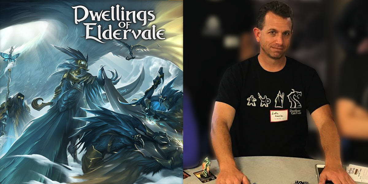 SDCC 2019: A Conversation With Tabletop Game Designer (and Comic-Con Panelist) Luke Laurie