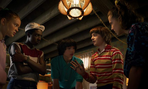 STRANGER THINGS Recap: (S03E04) Chapter Four: The Sauna Test