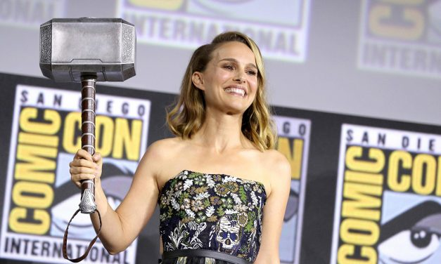 SDCC 2019: Women Are Loving Jane Foster as The Mighty Thor