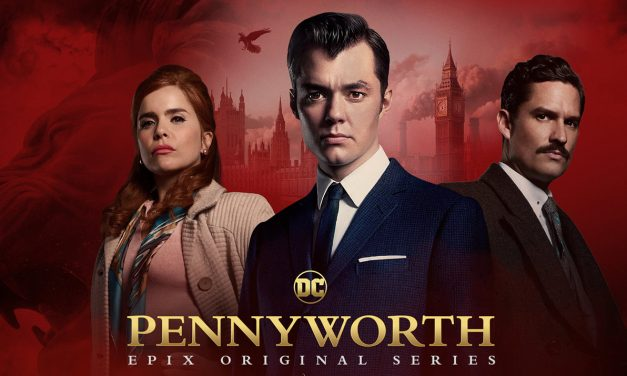 SDCC 2019: He's Not the Alfred You Know at PENNYWORTH Panel