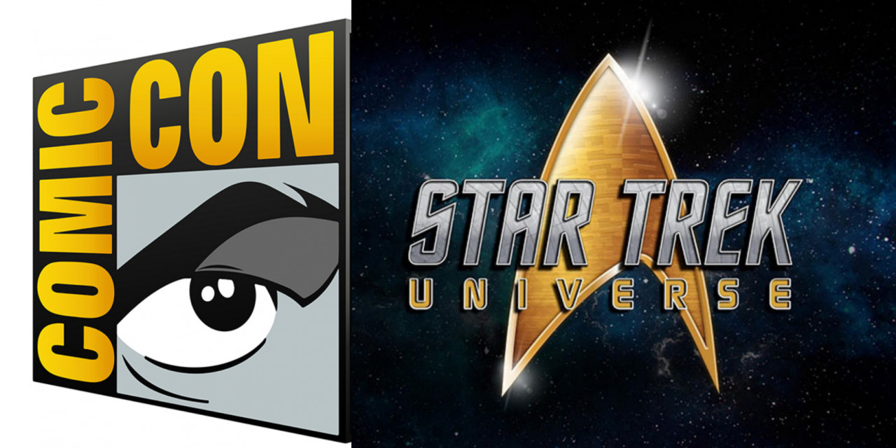 SDCC 2019: STAR TREK Universe Is Headed to Comic-Con's Hall H
