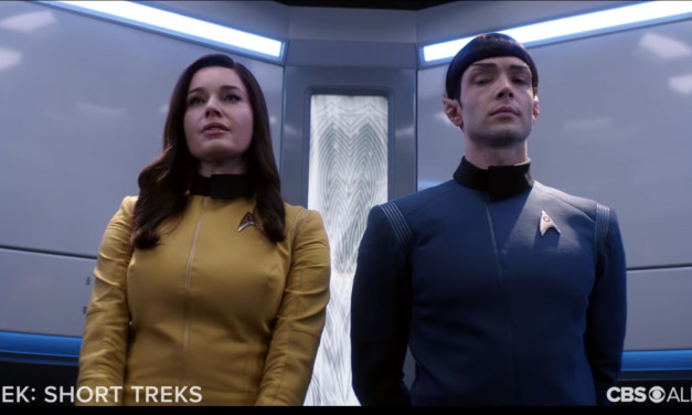 SDCC 2019 – STAR TREK: SHORT TREKS First Trailer Has Tribbles, Spock and Pike!