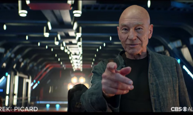 SDCC 2019 – STAR TREK: PICARD Trailer Shows an Action-Ready Jean-Luc and Surprise Cameos!!