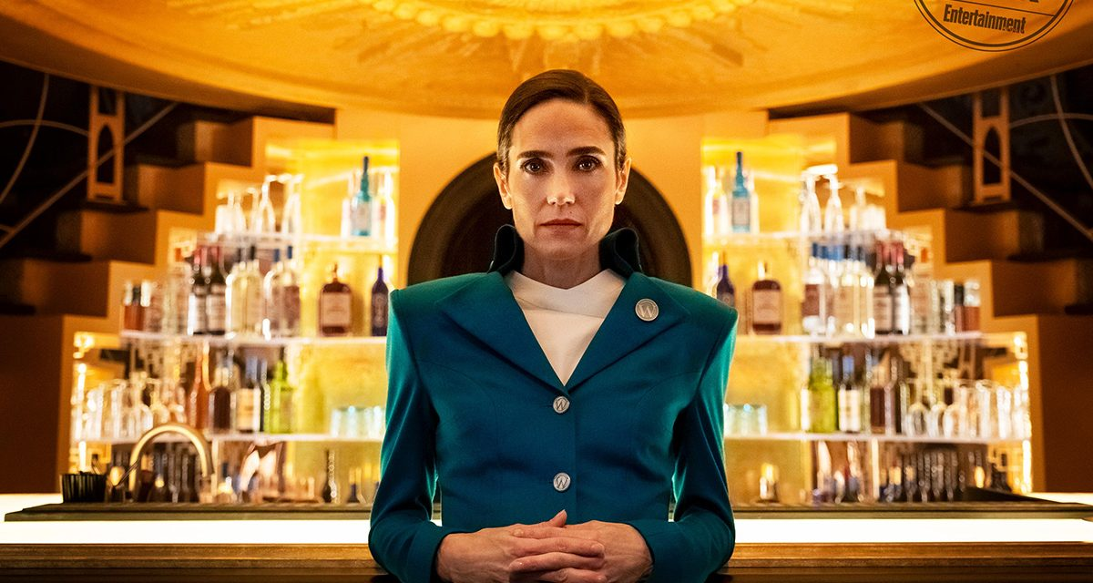 SDCC 2019: Jennifer Connelly's a Boss in First Look Photos from SNOWPIERCER
