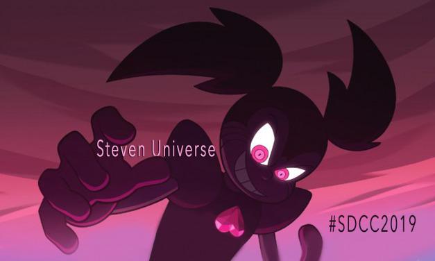 SDCC 2019: STEVEN UNIVERSE Panel Debuts Trailer for STEVEN UNIVERSE: THE MOVIE