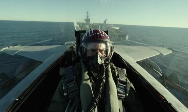 SDCC 2019: New TOP GUN: MAVERICK Trailer Released as Tom Cruise Conquers Comic-Con