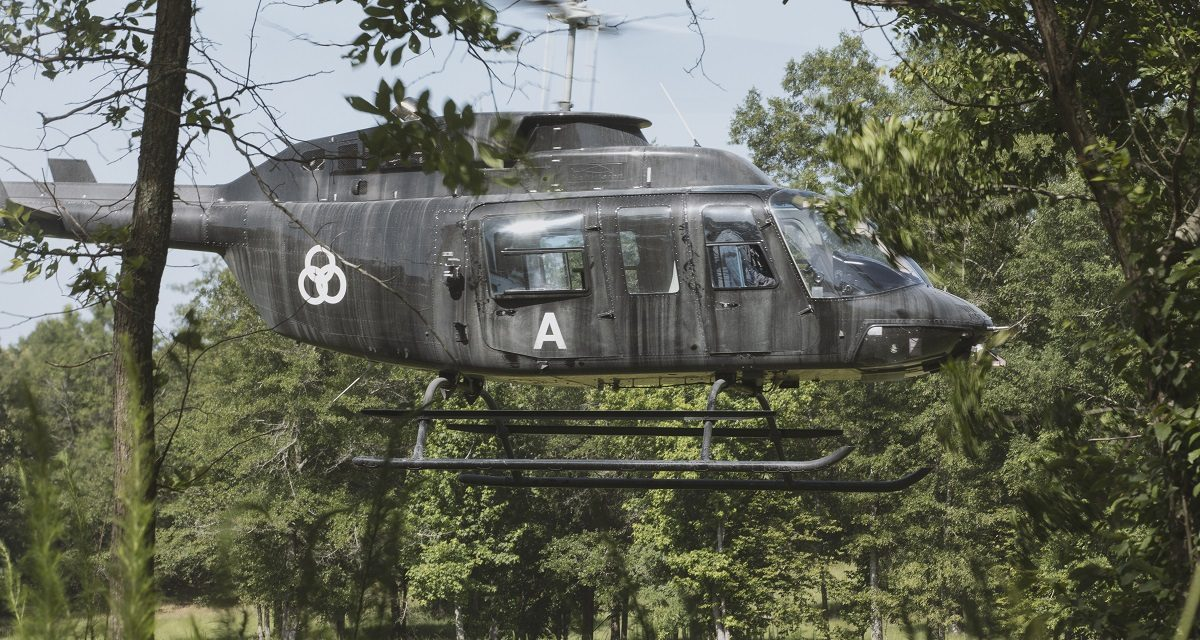 FEAR THE WALKING DEAD Sheds Light on Mysterious Helicopter
