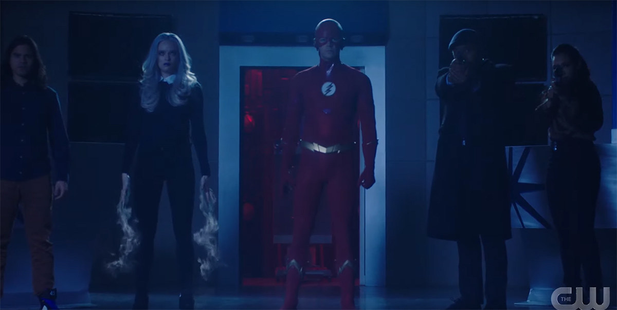 SDCC 2019: THE FLASH Thrills Comic-Con with Chilling Panel and Trailer