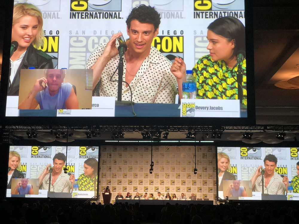 The Order at SDCC