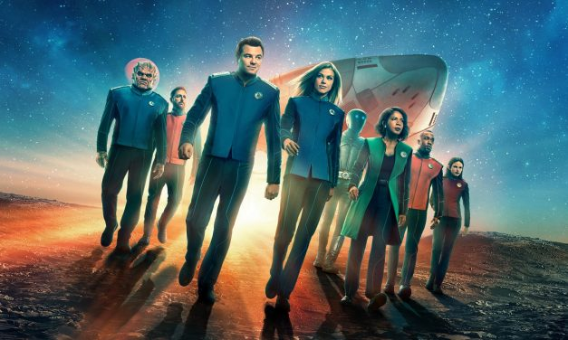 SDCC 2019: THE ORVILLE Season 3 Sets Course for Hulu