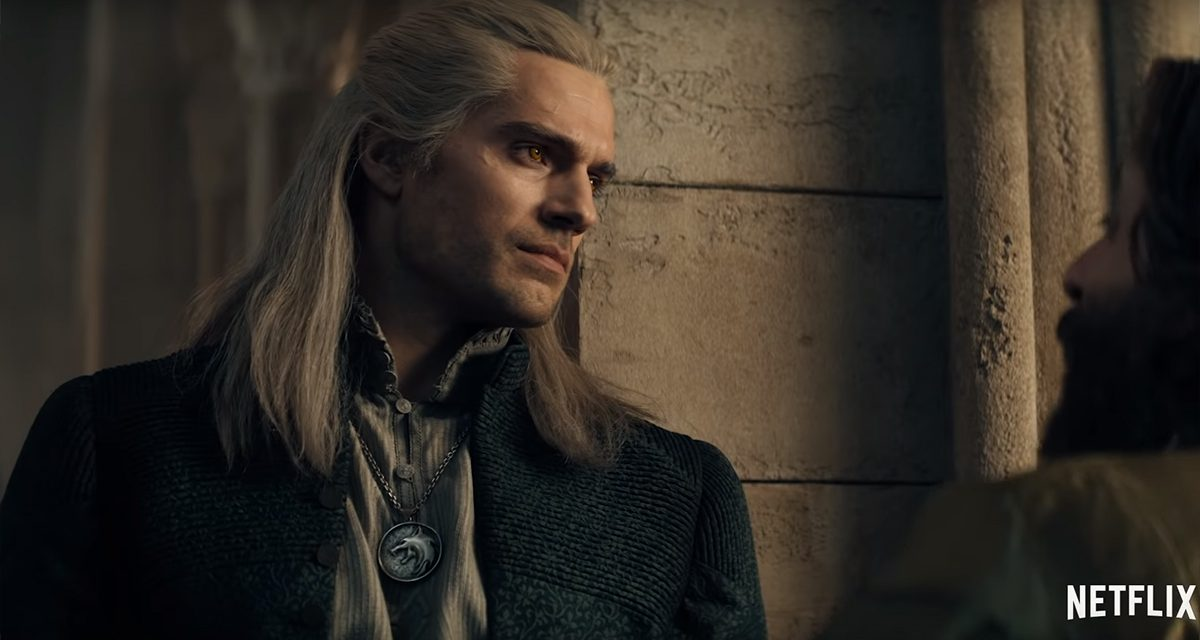 SDCC 2019: THE WITCHER Debut Trailer Ignites a World of Violence
