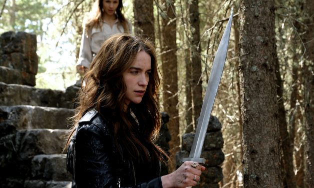 WYNONNA EARP: Syfy Takes Us Behind the Scenes of Season 4